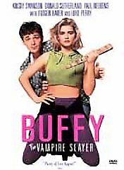 $8.89 • Buy Buffy The Vampire Slayer DVD Fran Rubel Kuzui(DIR) 1992
