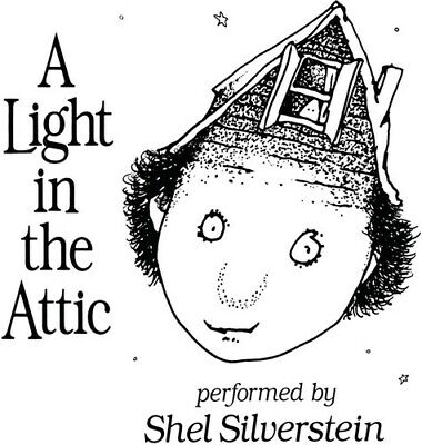 Shel Silverstein - A Light In The Attic [New CD] • 7.39£