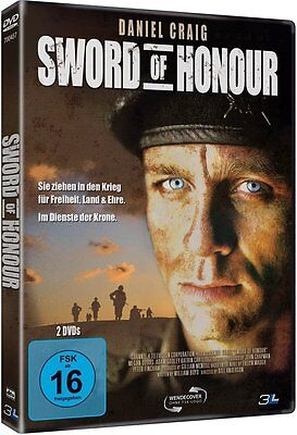 DVD SWORD OF HONOR - IM DIENSTE DER KRONE - DANIEL CRAIG (James Bond) ** NEU ** • 5.56£