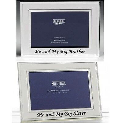 £8.90 • Buy Me And My Big Sister Or Big Brother Photo Frame 6  X 4   Photo Frame
