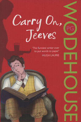 £3.27 • Buy A Jeeves And Wooster Collection: Carry On, Jeeves By P.G. Wodehouse (Paperback)
