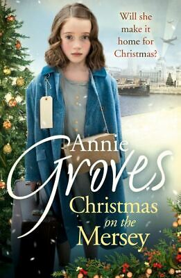 £3.17 • Buy Christmas On The Mersey By Annie Groves (Paperback) Expertly Refurbished Product