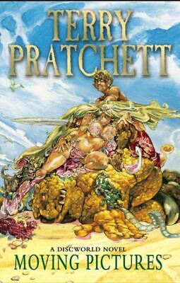 £3.36 • Buy A Discworld Novel: Moving Pictures By Terry Pratchett (Paperback) Amazing Value