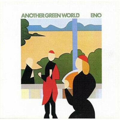 Brian Eno : Another Green World CD Remastered Album (2009) ***NEW*** Great Value • 6.68£