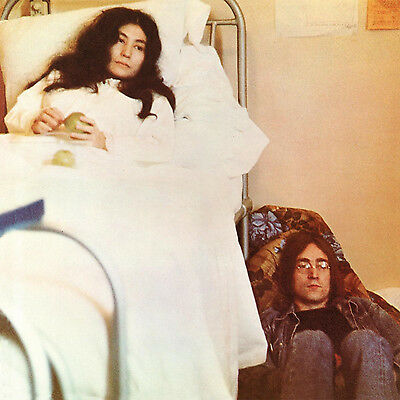 John Lennon And Yoko Ono : Unfinished Music No. 2 : Life With The Lions VINYL • 21.33£