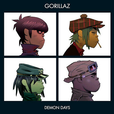 Gorillaz : Demon Days CD (2005) Value Guaranteed From EBay's Biggest Seller! • 2.06£