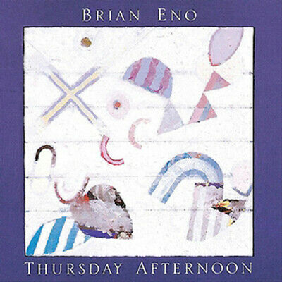 £6.64 • Buy Brian Eno : Thursday Afternoon CD Remastered Album (2009) ***NEW*** Great Value