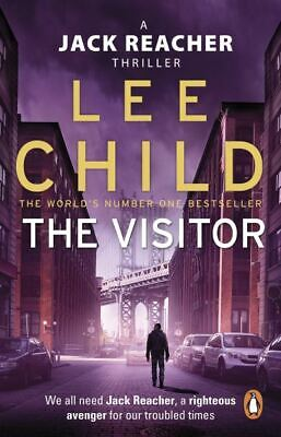 A Jack Reacher Thriller: The Visitor By Lee Child (Paperback) Quality Guaranteed • 3.85£