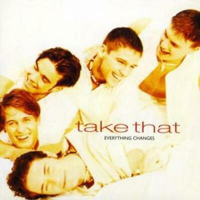 Take That : Everything Changes CD Album (Jewel Case) (2006) Fast And FREE P & P • 2.14£