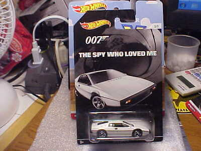 $ CDN4.01 • Buy Hot Wheels 007 The Spy Who Loved Me Lotus Esprit SI