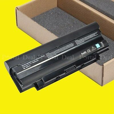$ CDN69 • Buy 9 Cell Battery For Dell Inspiron 17R N7010 N7010D N7110R J1KND 04YRJH 9TCXN