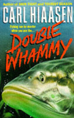 Double Whammy By Carl Hiaasen (Paperback) Highly Rated EBay Seller Great Prices • 2.28£