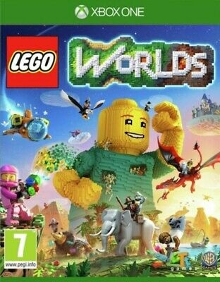 £6.94 • Buy LEGO Worlds (Xbox One) PEGI 7+ Adventure Highly Rated EBay Seller Great Prices
