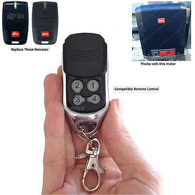 AU33 • Buy Spare Sliding Automatic Gate Remote Control Compatible With BFT Deimos ULTRA