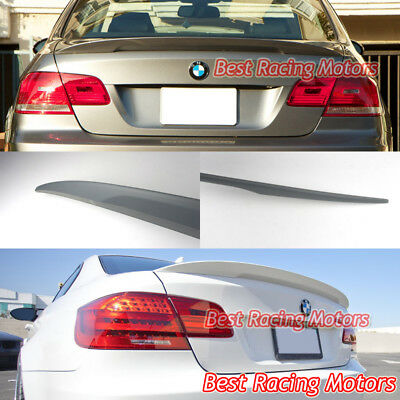 $49.99 • Buy Performance High Kick Style Trunk Spoiler (ABS) Fits 07-13 BMW E92 2dr 3-Series