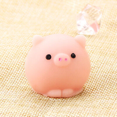 $ CDN0.99 • Buy Soft Pig Ball Squishy Healing Squeeze Fun Kid Toy Gift Stress Reliever Decor New