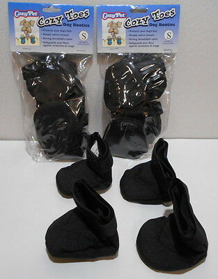 $9.99 • Buy Lot Of 8 Dog Puppy Paw Protection Shoes Pet Boots Booties Size Small  20-35lbs