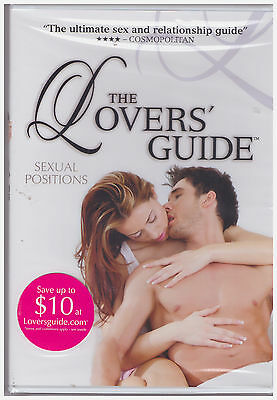 £7.86 • Buy Lovers Guide Sexual Positions (2017, Dvd) New