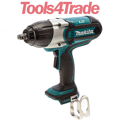 Makita DTW450Z 18V LXT Cordless 1/2  Drive High Torque Impact Wrench Body Only • 207£