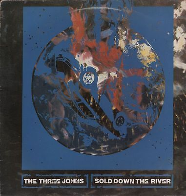 The Three Johns(12  Vinyl)Sold Down The River-Abstract-12 ABS 040-UK-19-G/Ex • 6.89£