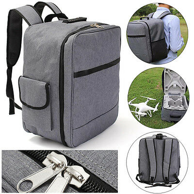 AU69.25 • Buy Hot Drone Carrying Backpack Case Shoulder For DJI Phantom 4/Phantom 3 Quadcopter