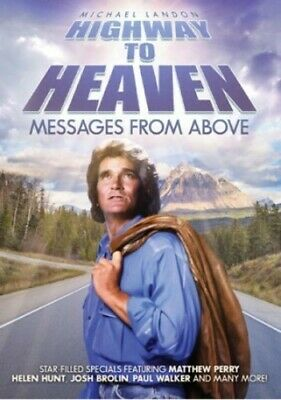 Highway To Heaven / Messages From Above / 2 Part (2017, REGION 1 DVD New) • 9.04£