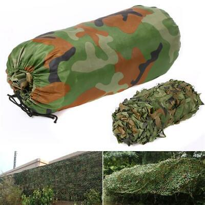 £13.99 • Buy Camouflage Net Hunting/Shooting/Army/Camping/Woodland Hide Camo Netting 5M X1.5M