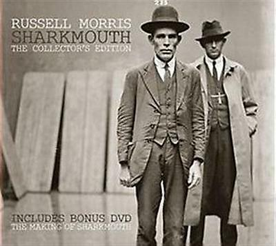 AU32.95 • Buy RUSSELL MORRIS Sharkmouth: Collector's Edition (Personally Signed) CD & DVD NEW