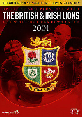 £8.35 • Buy British And Irish Lions 2001: Life With The Lions Down Under DVD (2017) The