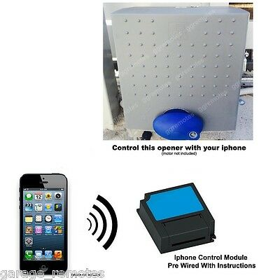AU99.99 • Buy Iphone Remote Control Your BFT Type Deimos BT Sliding Gate Opener Automatic Gate
