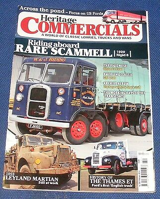 £5.99 • Buy Heritage Commercials  February 2014 - Riding Aboard Rare Scammell