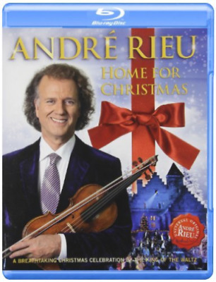 £20.57 • Buy Andre Rieu: Home For Christmas New Blu-ray