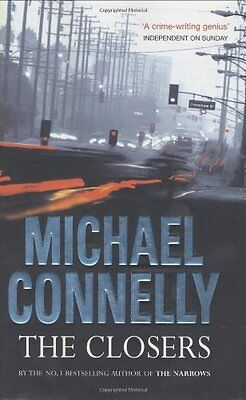 The Closers,Michael Connelly • 3.42£