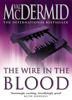 £3.10 • Buy The Wire In The Blood (Tony Hill And Carol Jordan, Book 2),Val ,.9780006499831