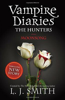The Vampire Diaries: Moonsong: Book 9: 2/3,L J Smith • 3.85£
