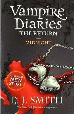 The Vampire Diaries: Midnight: Book 7: 3/3,L J Smith • 3.38£
