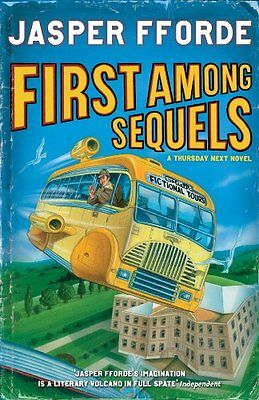 First Among Sequels: Thursday Next Book 5,Jasper Fforde • 3.41£