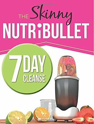 £2.03 • Buy The Skinny NUTRiBULLET 7 Day Cleanse: Calorie Counted Cleanse & Detox Plan: Sm,