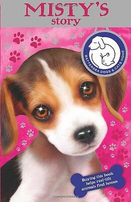Battersea Dogs & Cats Home: Misty's Story,Battersea Dogs And Cats Home • 3.20£