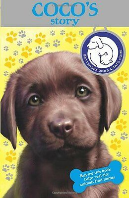 Battersea Dogs & Cats Home: Coco's Story,Battersea Dogs And Cats Home • 3.58£
