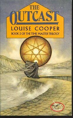 £2.21 • Buy The Outcast (The Time Master Trilogy),Louise Cooper