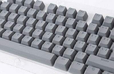 104Key-PBT Backlit Double-shot Keycaps Board For Mechanical Cherry MX Switch PC • 9.94£