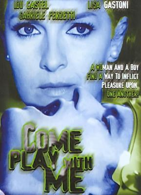 Come Play With Me New Dvd • 16.55£