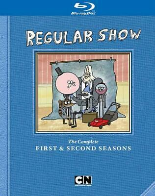 Regular Show: The Complete First & Second Seasons Used - Very Good Blu-ray • 23.36£
