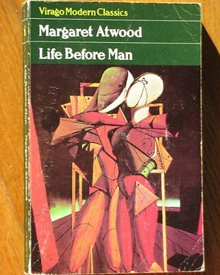 Life Before Man (Virago Modern Classics),Margaret Atwood- 860681920 • 2.57£