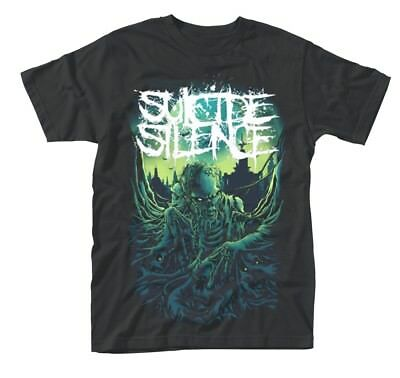 SUICIDE SILENCE The Falling MENS Black SIZE SMALL T-SHIRT NEW • 10.99£