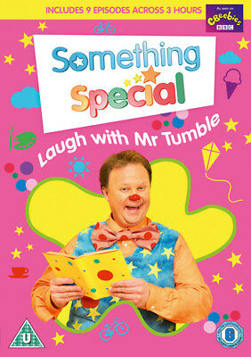 Something Special: Laugh With Mr Tumble DVD (2017) Justin Fletcher Cert U • 5.65£