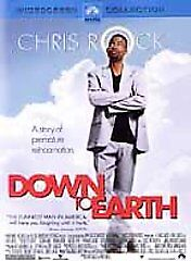 £9.20 • Buy Down To Earth (dvd, 2004) New
