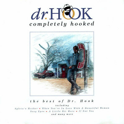 Dr. Hook: Completely Hooked The Best Of CD (Greatest Hits) • 7.99£
