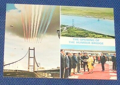 The Opening Of The Humber Bridge • 3.50£